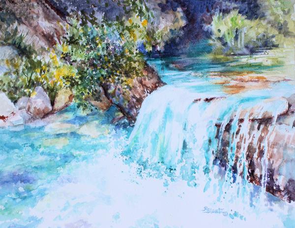 Foamy Cascade