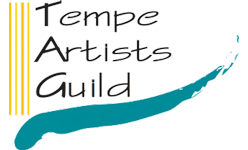 Tempe Artists Guild Logo